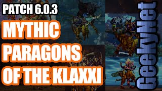 6.0.3 MYTHIC Paragons of the Klaxxi - 577 Destruction Warlock