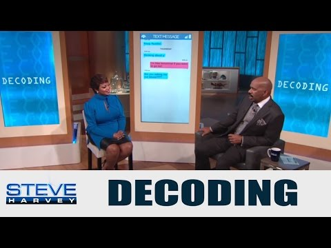 Decoding: You're Playing This Game All Wrong || STEVE HARVEY