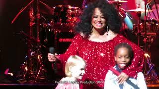 Diana Ross - Rhonda Ross, Grandkids & Dancers (New York City Center April 25, 2017)
