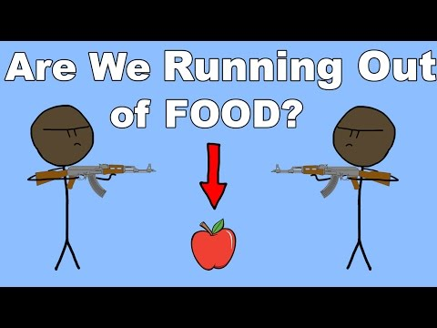 Is the World Running Out of Food?