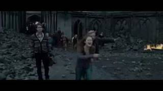 Harry Potter and the Deathly Hallows - Part 2 Trailer (in French)