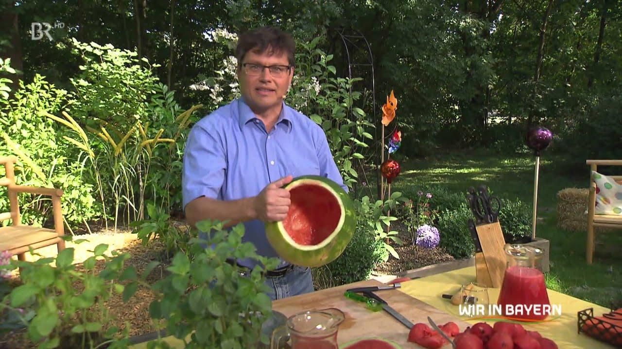 Melone Zapfhahn
