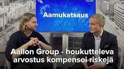 Aallon Group - houkutteleva arvostus kompensoi riskejä