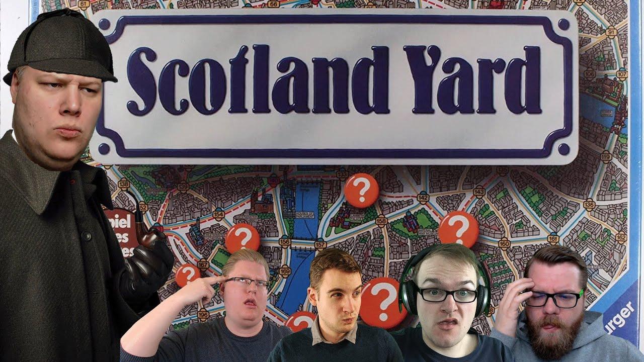 Scotland Yard Regeln