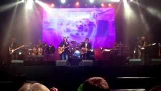 Runrig, The Cutter, with Bruce and Donnie duet, Party on the Moor, 10/08/2013