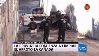 Polémica por la limpieza de La Cañada