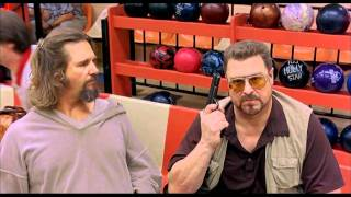 The Big Lebowski - Over the line [HD]