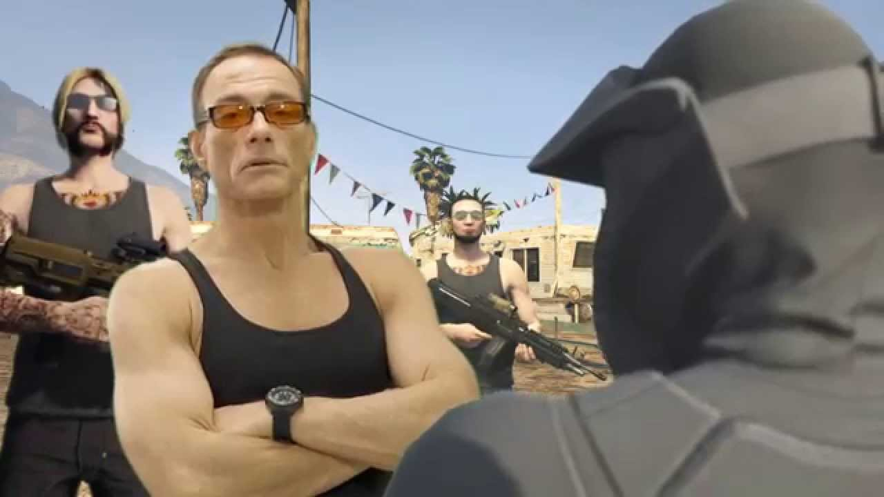 Download Lost Killer - A movie made in GTA V featuring Jean-Claude Van Damme - JCVD and me