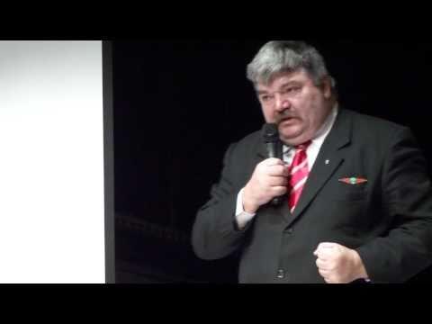 Emil Strainu vorbeste