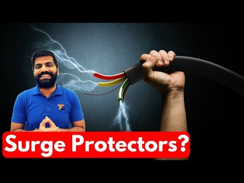 Surge Protectors Explained | Circuit Breakers?