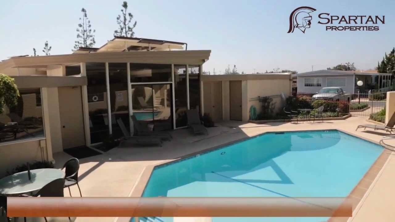 Lake Park Mobile Home For Sale Yorba Linda California Spartan Properties