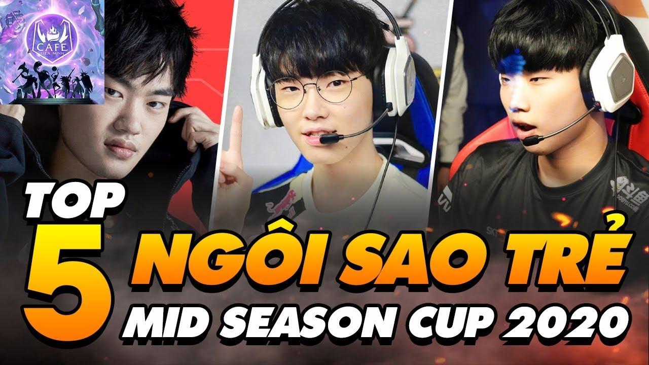 TOP 5 TUYỂN THỦ TRẺ NỔI BẬT TẠI MID SEASON CUP 2020!