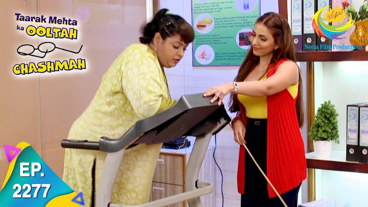 Download Taarak Mehta Ka Ooltah Chashmah - Episode 2277 - Full Episode