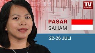 InstaForex tv news: Pasar Saham: Update mingguan (22 - 26 Juli)