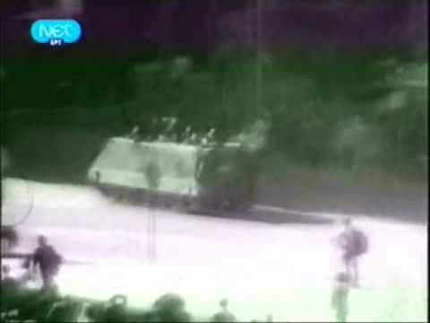 The Tank Man - Hero (Greece-1973)