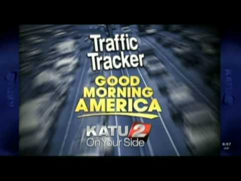 KATU Traffic Tracker Promo