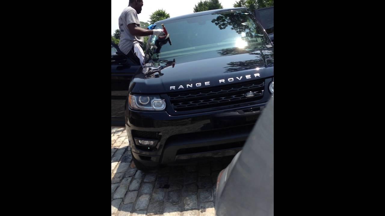 Windshield Replacement New Jersey Range Rover Sport - Range rover dealer nj