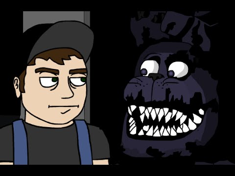 Thumbnail: Five House Parties at Freddy's (A Five Nights at Freddy's 4 Animation)