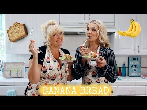 the BEST Banana Bread   Rydel Lynch