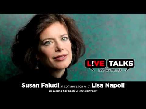 Faludi​ in conversation with Lisa Napoli​