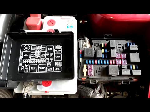 Radiator Fan Nonstop Relay Change Proton Satria Neo Campro CPS Similar Gen  2 Persona | Cars