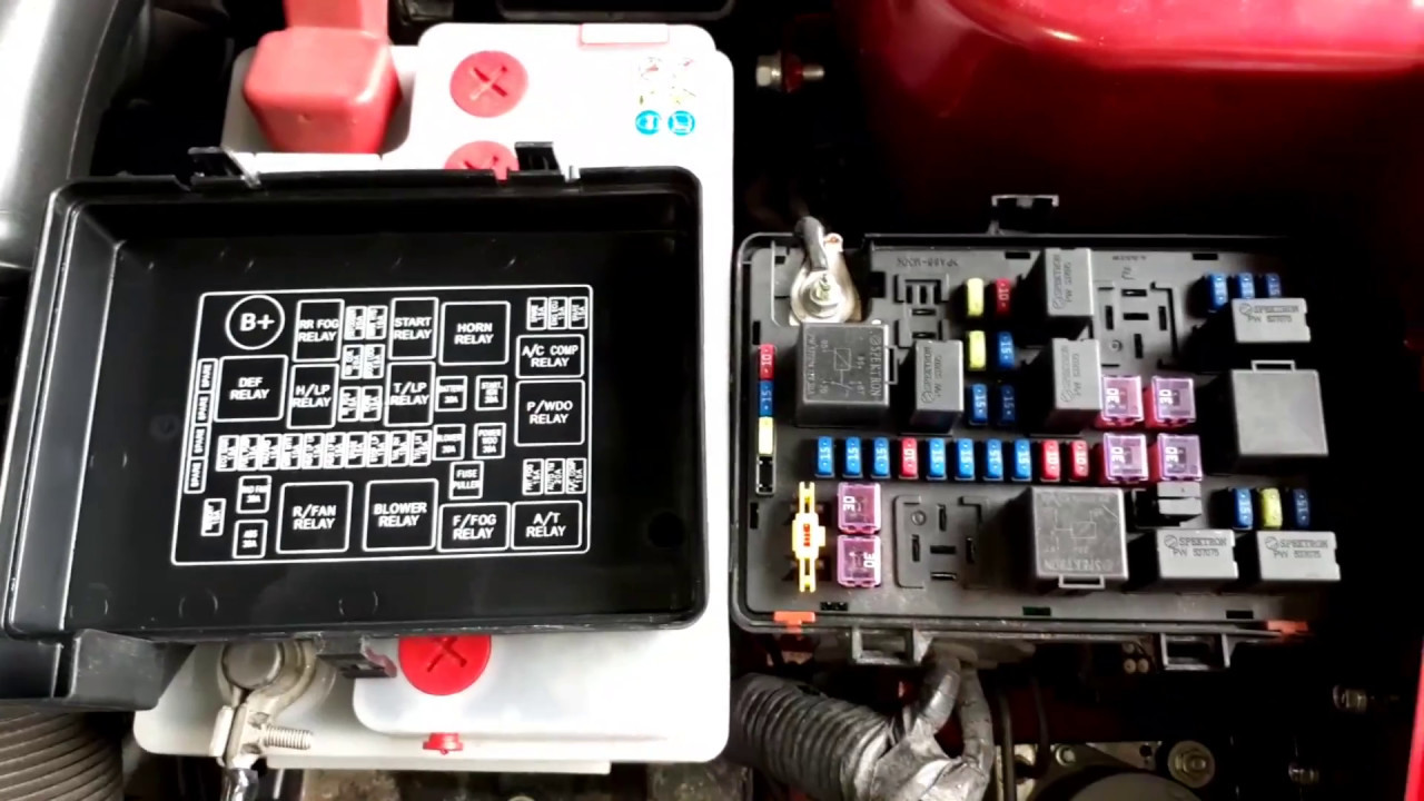 maxresdefault radiator fan nonstop relay change proton satria neo campro cps fuse box price at fashall.co