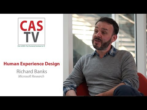 Richard Banks  Human Experience Design
