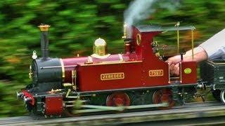 GCRN,2013,HD,Steam,Nottingham,Model Railway Event,4th August,England,UK.