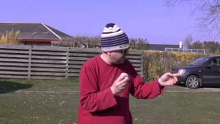 AFLAWED PHILOSOPHY: Dave Tipper very testing an egg. Thumbnail