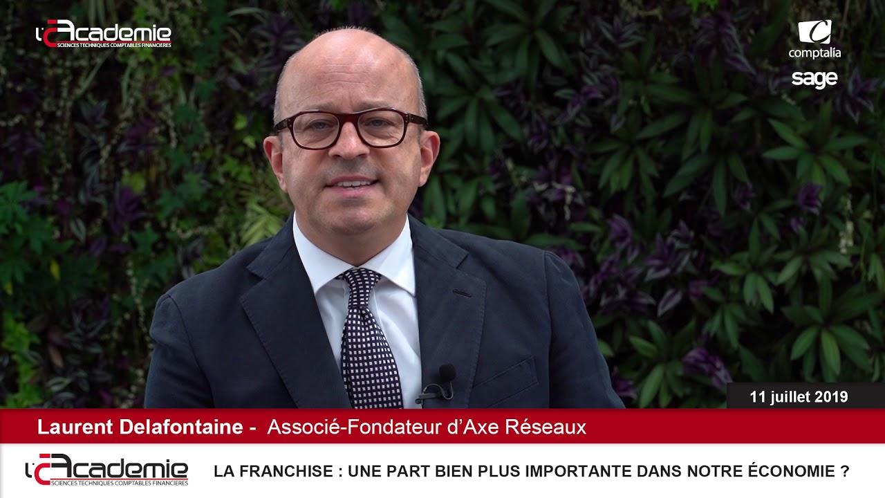 Les Entretiens de l'Académie : Laurent Delafontaine