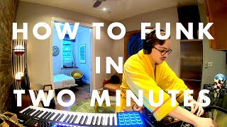 Baixar HOW TO FUNK IN TWO MINUTES