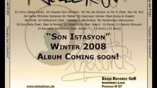 DeLeeKhan feat 36 Boys - Kanaken Connection