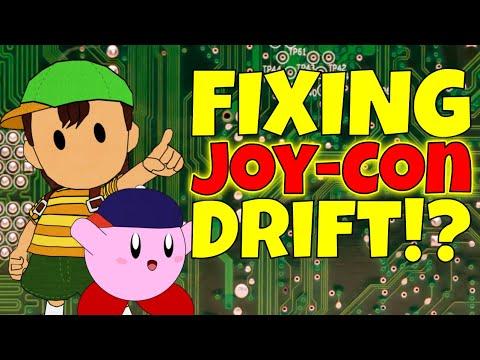 Quick Fix for Joy-Con Drift!