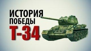 Т-34: ИСТОРИЯ ПОБЕДЫ
