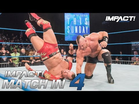 Brian Cage Answers KM's Open Challenge: Match in 4 | IMPACT! Highlights Apr. 19 2018