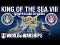 Download mp3 King of the Sea VIII - Server Clash CIS vs EU for free