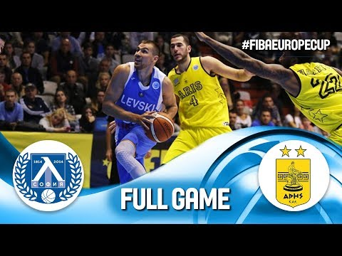 Lukoil Levski v Aris - Full Game - FIBA Europe Cup 2019