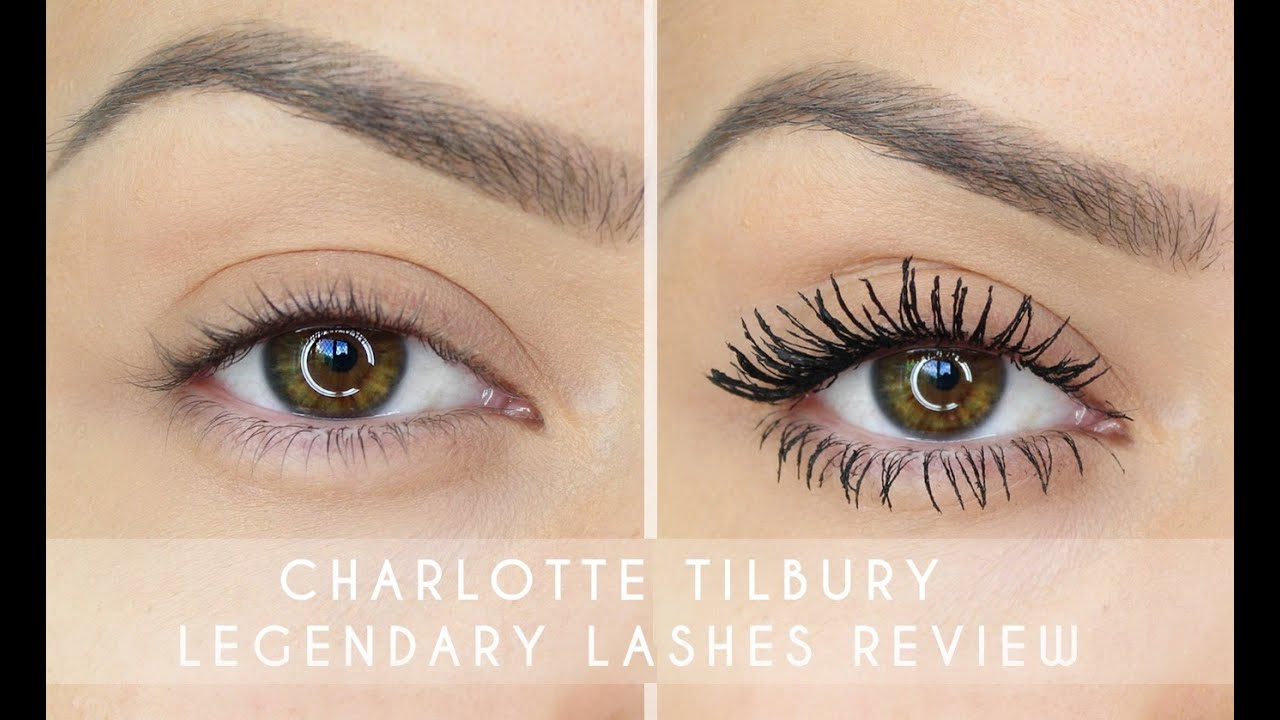 2482d1aeb6d Charlotte Tilbury 'Legendary Lashes' Mascara Review | Shonagh Scott |  ShowMe MakeUp