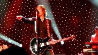 Roxette live in Birmingham UK (LG Arena 06/07/2012) - Opportunity Nox HD