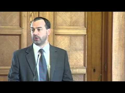 Video2 : Human Rights in Egypt Belfast Stormont Parliamentary Building 27June2014