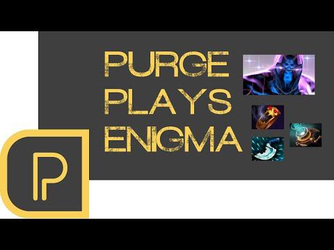 Dota 2 Purge plays Enigma - Replay