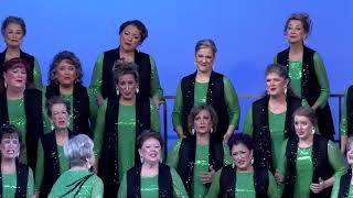 The Woodlands Show Chorus, Chorus Semifinals, 2018