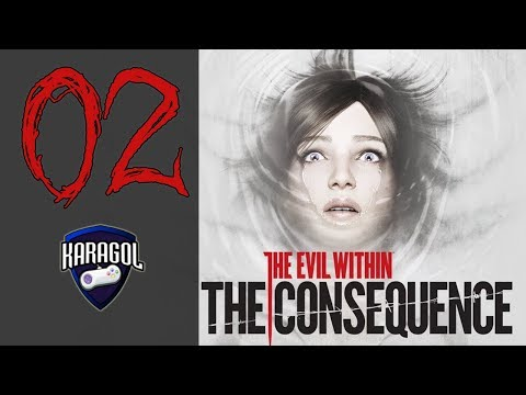 Let's Play The Evil Within - The Consequence 2: Lights Out