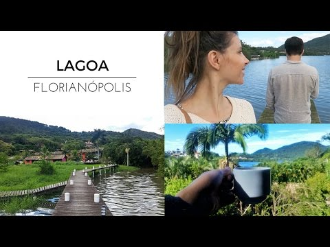 Vlog: Staying At The Lake (Lagoa da Conceição) in Florianópolis, Brazil