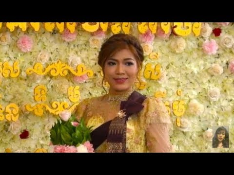 Wedding Party In Cambodia - High Class Wedding In Phnom Penh - Asian Event Party