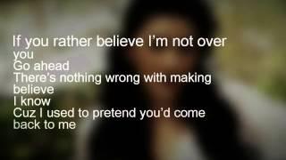 You've Made Me Stronger - Regine Velasquez (Karaoke - Instrumental)
