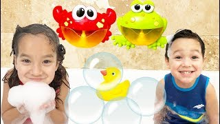 Bath Song Nursery Rhymes song for Kids from Children's Colors