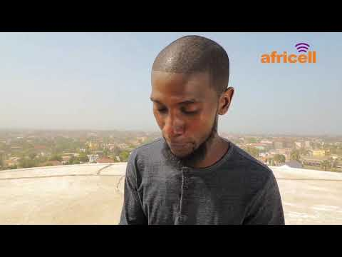 Africell Real 4G LTE Launch Speed Test TVC/Ad - The Gambia - GEE