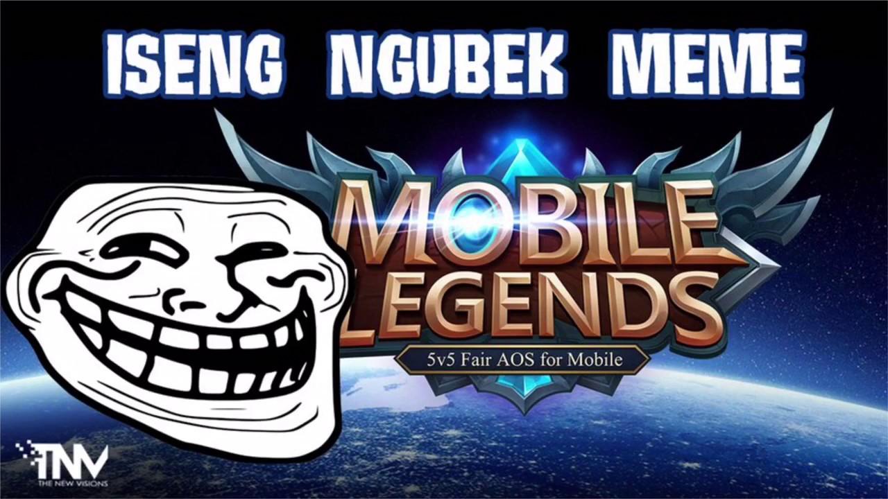 Meme mobile legends lucu dp bbm lucu kocak dan gokil