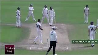 Ashwin 8 Wickets in County Cricket Champioship 2017